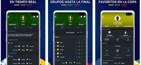 Las mejores apps Eliminatorias a Qatar 2022