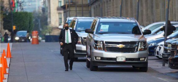 Llegan presidentes