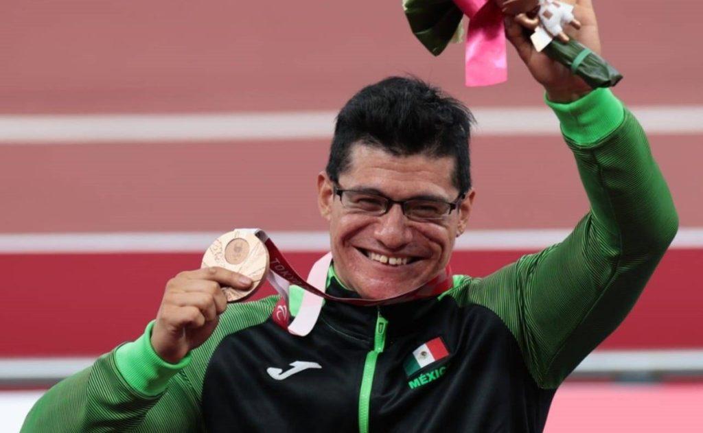 Medalla bronce