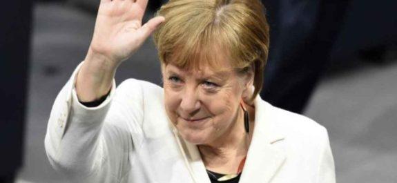 Merkel llama