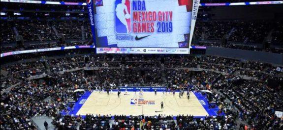 NBA celebra su 75 aniversario con la NBA Week México City 2021
