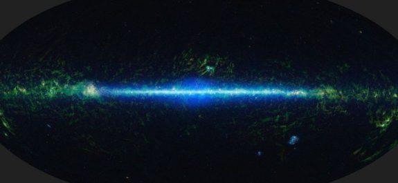 Objeto descubierto en nuestra galaxia