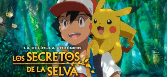 'Pokémon Los secretos de la selva'