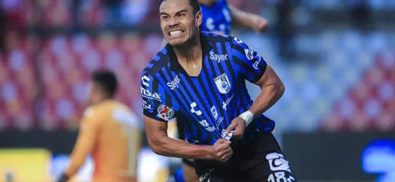 Querétaro gana su primer partido en el torneo al golear al Necaxa