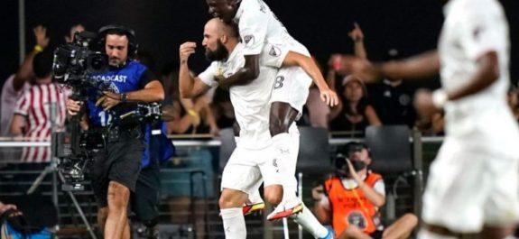 Rodolfo Pizarro fue titular en victoria del Inter Miami sobre Columbus Crew