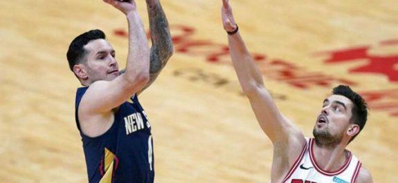 Se retira J.J. Redick, histórico tirador de triples de la NBA