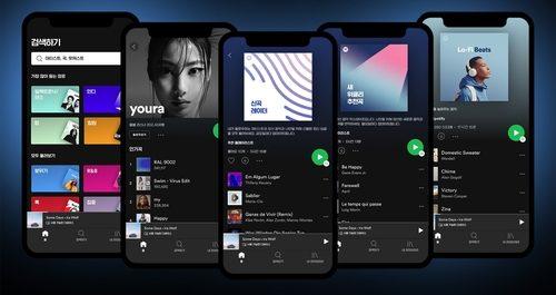 """""""Fusiones"""" de Spotify"""