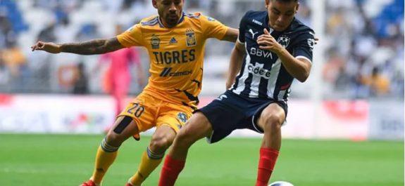Los Rayados se llevan el Clásico Regio ante Tigres y terminan una semana perfecta