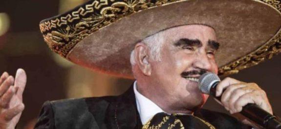 Vicente Fernández Jr. desmiente la muerte de su padre