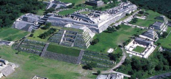 Xochicalco zona arqueologica
