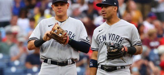 Yankees sacude su infield: los errores mandan a Gleyber Torres a segunda y Gio Urshela será el nuevo shortstop Yankees sacude su infield: los errores mandan a Gleyber Torres a segunda y Gio Urshela será el nuevo shortstop