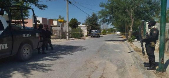 Ataque a balazos deja 3 muertos y 2 heridos en Pesquería
