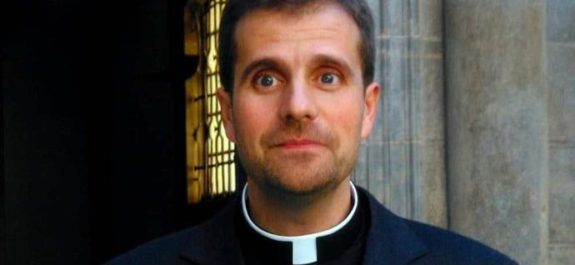 obispo enamorado