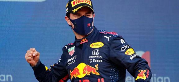 Prensa internacional crítica a Checo Pérez por maniobra que le costó el podio en el GP de Italia