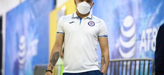Jonathan Rodríguez, en duda para semifinal de vuelta de Concachampions