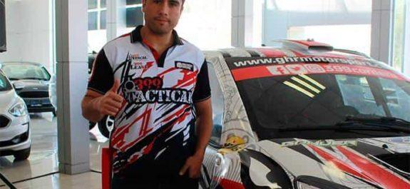 Ricardo Cordero a levantar la corona en el Rally Patrio