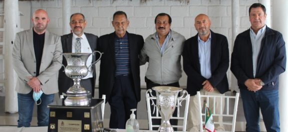 Alejandro Viera Carrizales es reelecto Presidente de la Asociación de Futbol Colegiado del Estado