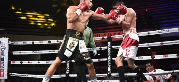 Domina Martínez a Meneses en pelea estelar de Round Zero Fight Night