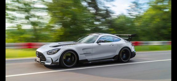 Mercedes terminaría producción del AMG GT en diciembre