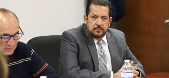 Nombran a Jorge Enrique Torres director de INTERAPAS