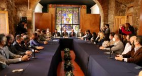 Trabajo conjunto para transformar al Centro Histórico: Galindo