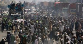 Manifestación islamista deja al menos seis muertos en Pakistán