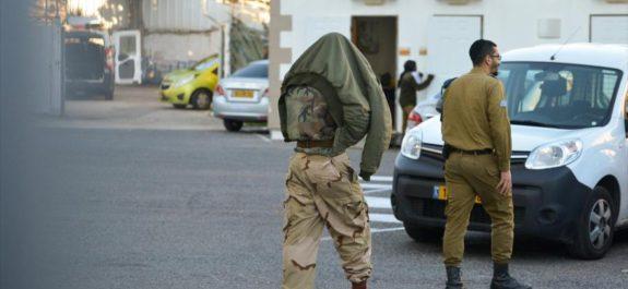 Detenidos cuatro soldados israelíes por abuso sexual a un palestino