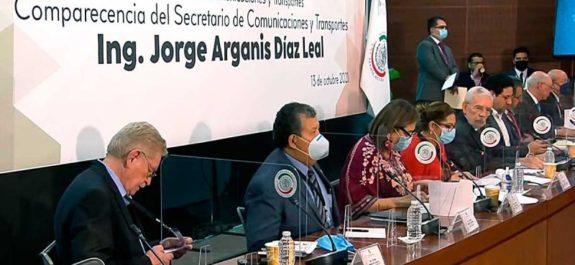 La 4T construye el futuro: Jorge Arganis ante el Senado