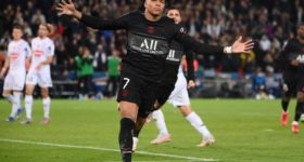 futbol Kylian Mbappé