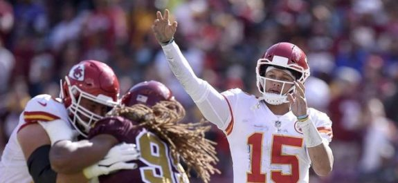 Jefes y Mahomes