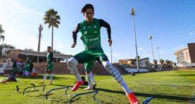 futbol Cervantes Tri