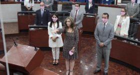 Designan a Cludia a Josefina Contreras como Contralora Interna del TEJA