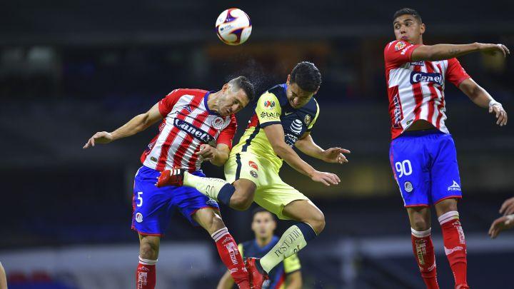 Atlético de San Luis recibe este sábado al América