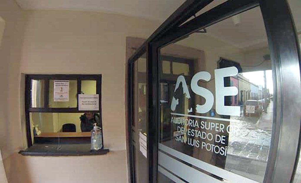 Rechazan incremento  de presupuesto a la ASE
