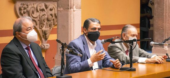 Finalmente nombran a Federico Garza Secretario General de la UASLP
