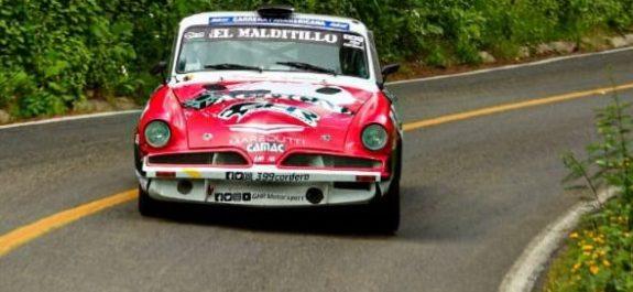 Empezó la remontada para Cordero-Hernández en el día 2 de la Carrera Panamericana