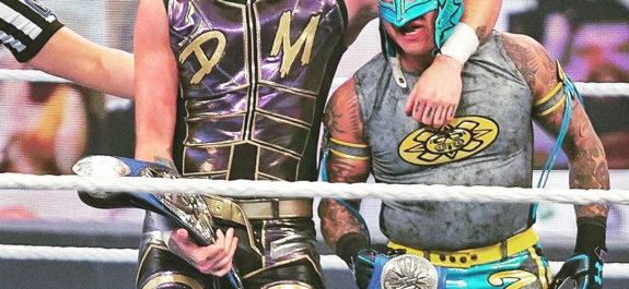 Dominik Mysterio: «Mi padre me dijo que no me veía preparado para WWE»