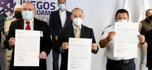 Juegos Latinoamericanos de Policías y Bomberos 2021