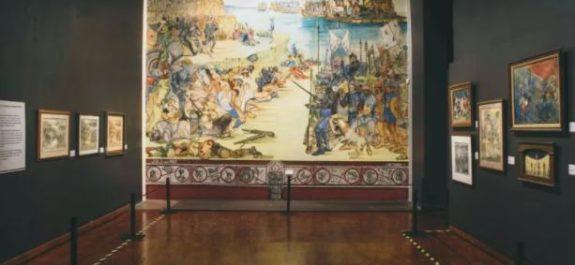 La obra de José Guadalupe Zuno en el Museo Regional