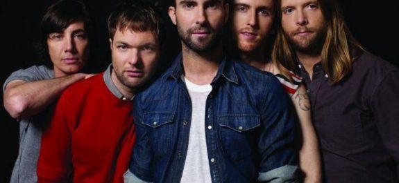 Maroon 5 hace importante donación en el Día Mundial de la Salud Mental