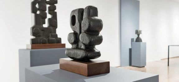 Recrean a 4 escultores en el Museo Nacional de San Carlos