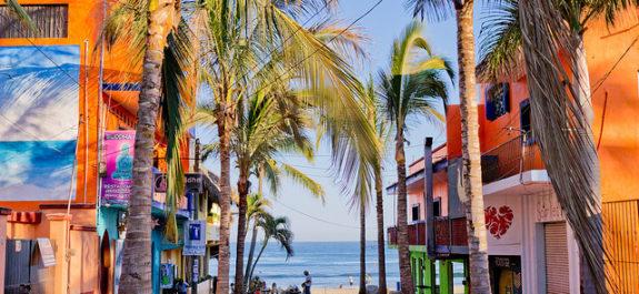 Pueblo Mágico Sayulita, un destino de hermosas playas