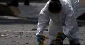 Asesinan a tiros a dos elementos de la Policía Federal en Vallarta