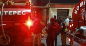 Explota taller de juegos pirotécnico, ubicado en Tultepec; hay cuatro lesionados