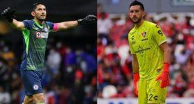 Jesús Corona y Camilo Vargas, los porteros con más partidos sin recibir gol en la Liga MX