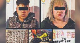 Cae presunta líder de célula delictiva en Iztapalapa, se dedicaba al narcomenudeo