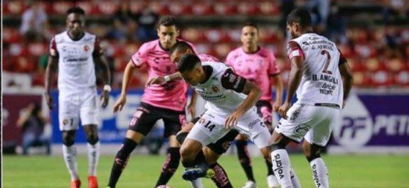 Querétaro rescató el empate a unos Xolos que son sotanetos