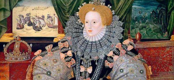 reina de Inglaterra Isabel I